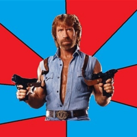 Chuck Norris Meme template