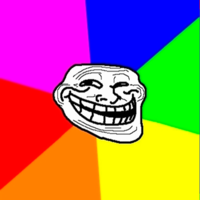 troll face Meme template