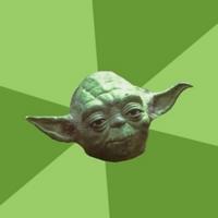 Yoda Meme template