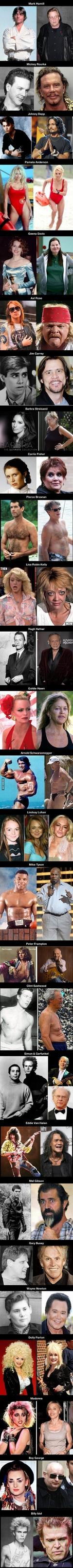 Geena DavisArnold SchwarzeneggerMike Tyson(riIV.IIVutr4-J./4.n/% J4) II' u