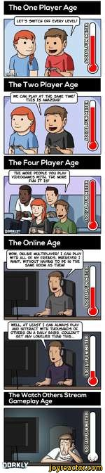 Multiplayer age