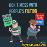 People's fiction