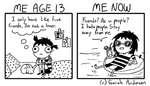 AGE 13X only l.lce five, friertds,  SucU a loser.\ WOWf>jen<U? (\sI