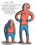 Little Spider-Man