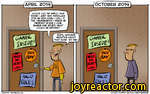 """/APRIL gem}CHECK OUT My SWEET NEW DOOR I JUST HAD INSTALLED FOR MY MAN CAVE/ I CALL IT THE """"GAMERGATE'7 WHICH IS PERFECT SINCE I LOVE GAMES AND STUFF/ WHAT COULD BE BETTER?EXTRALIFE - MyEXTRALIFE.COMOCTOBER 20141- SCOTT JOHNSON - 020 ALL RIGHTS RESERVED"""
