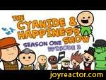 Grandpa's War Stories - S1E3 - Cyanide & Happiness Show,Comedy,,Subscribe to Explosm! - http://bit.ly/13xgq7aRead Our Comics! - http://www.explosm.net/comics/Facebook: https://www.facebook.com/explosmTwitter: https://twitter.com/explosmCyanide and Happiness delivers daily comics to your face-hole