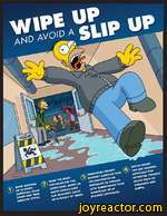 AND AVOID AIMMEDIATELY REPORT SLIPPERY SURFACES THAT YOU ENCOUNTER ON SIDEWALKS OR PARKING LOTS SURROUNDING YOUR WORKPLACE OR AT BUILDING ENTRANCES.WATCH WHERE YOU ARE WALKING. ESPECIALLY FOR POTENTIAL TROUBLE SPOTS SUCH AS STAIRWAYS AND RAMPS.WEAR THE RIGHT FOOTWEAR FOR THE CONDITIONS. SHOES OR