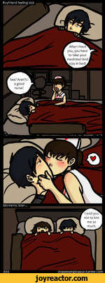 After I feed^ you, you have to take your medicine! And Lstay in bedjJMoments later...> stopplayingleague.tumblr.ee