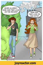 DAMN ALLERGY/ HOW CAN THEY LIVE IN THE WOODS?CDHOW CAN THEY LIVE IN THE CITY?AJNDot