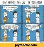 HOW PEOPLE  ON THE INTERNET/ /==