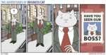THE ADVENTURES OF BUSINESS CATTOM FONDERBUSINESSCAT.HAPPYJAR.com