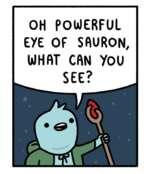OH POWERFUL  OF SflURON, WHftT CRN YOU