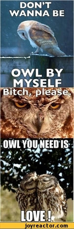 DONT WANNA BEOWL BY MYSELF