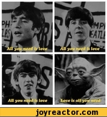 all you need is love - love is all you need