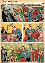 SUPER AMTICS # 8kefivcallen Wogspot.comCOMIC PARODY