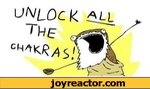 Unlock all the chakras