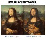 HOW THE INTERNET WORKSEATLIVER.COMELike0y Tweet 2CELike 446k y Tweet 5,762 <1 1&4