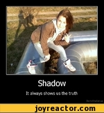 Shadow It always shows us the truth