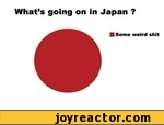 What's going on in Japan ?