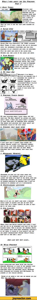 1.Rock TunnelROCK TUNNELEVERYONE WHOPLAYED THE ORIGINAL POKEMON AND OR fc \\.yREMAKES KNOW HOWD. [,much Rock TunnelWAS A BITCH TO v  ^EVERYONE WHOTRAVERSED IT.__It's only naturalThat we love it for the very same reasons weHATE IT.vm(-Wty&iri)'WMSt&Sgawe5UPEB EFFECTIVEPIDGEV WHS CAUGHT!RED CRUGHT