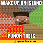 wake up on island punch trees