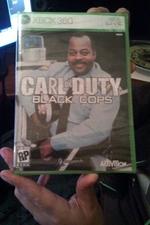 Carl on duty black cops