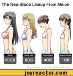 The New iBoob Lineup From Melon iBoob