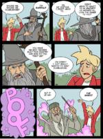 Excuse me, excuse me dumbledore