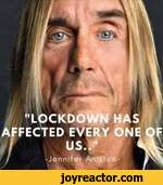 """LOCKDOWN HAS AFFECTED EVERY ONE OF1iic it4A"