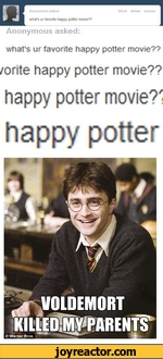 Anonymous asked: what's ur favorite happy potter movie??