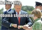 no like this obama showed me