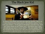 The Black Jew Kid