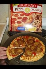 pizza & cookies