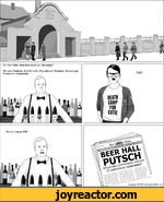 ah herr hitler what beer would you like today