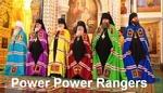 power power rangers