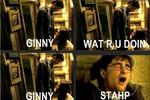 ginny wat r u doin
