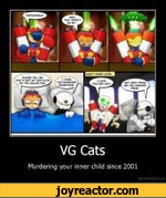 VG CatsVtordering your inner child sine 2001