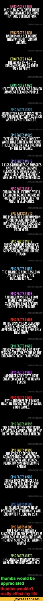 EPIC FACTS COMP