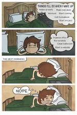 things i'll do when i wake up