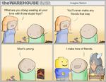 theWAREHOUSE webcomic_ Imagine Nation