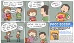 Food gossip