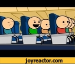 Cyanide & Happiness - The Man Who Could Sit Anywhere,Comedy,,Don't know where this one came from, but enjoy!