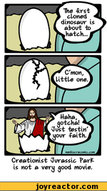 Creationist Quranic. Parols not a very good movie.