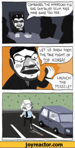 Launch the missile