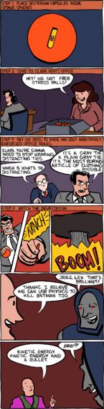 How to kill Superman