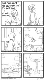 The last funny idea