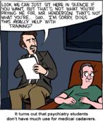 Psychiatry students