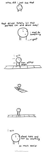 So much easier