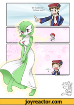 Ok! Gardevoir,I choose you!!!/i&pkhttpMiaamaito.dcviantart.com