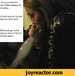 You guys seen this rite? Miley taking a hit of salvia...At least you can say she had one hit in 2010Before you go to the next pic click on the the thumbs below
